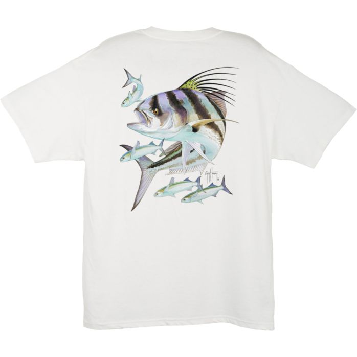 Guy Harvey Roosterfish T-Shirt
