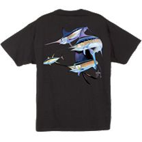 Guy Harvey Trouble T-Shirt