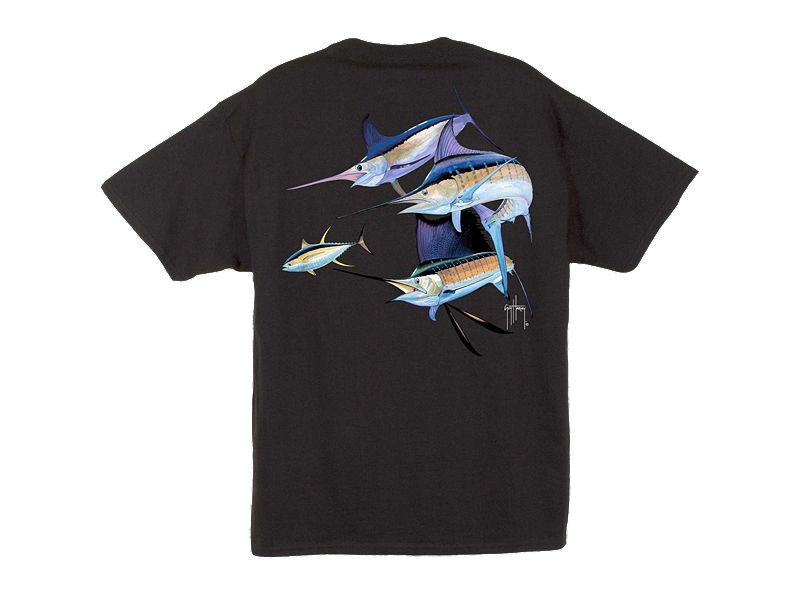 Guy Harvey Trouble T-Shirt