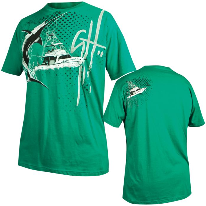 Guy Harvey Offshore Madness Slimfit T-Shirt