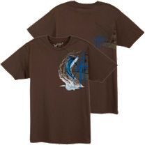Guy Harvey Marlin Leap Slimfit T-Shirt