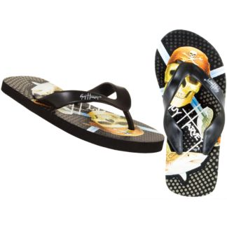 Guy Harvey Pirate Shark Youth Sandals