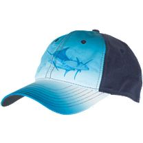 Guy Harvey Encounters Stretch Hat