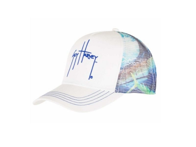 Guy Harvey Out of the Blue Trucker Hat