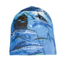 Guy Harvey Billfish Mural Beanie