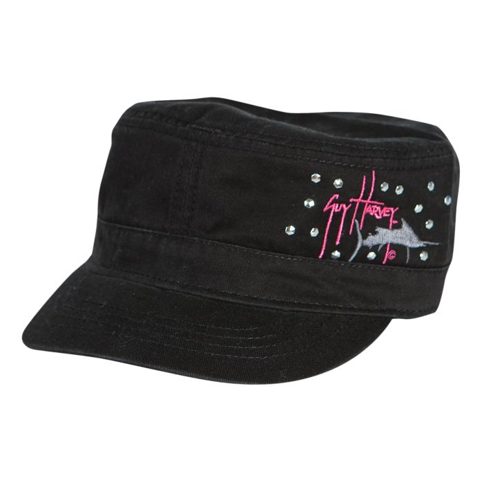 Ladies South Beach Military Hat