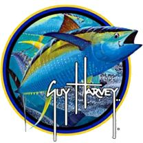 Guy Harvey Tuna Sticker