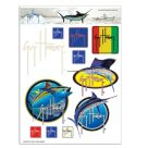 Guy Harvey Stickers