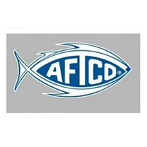 AFTCO Football Logo Sticker