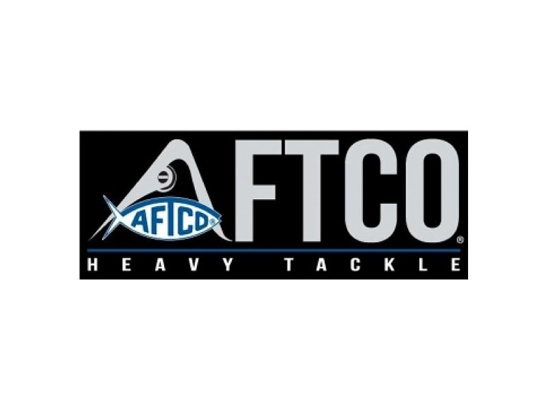 AFTCO Heavy Tackle Sticker