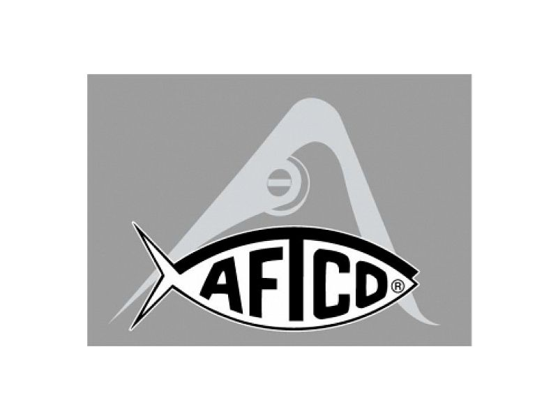 AFTCO Roller Guide Sticker