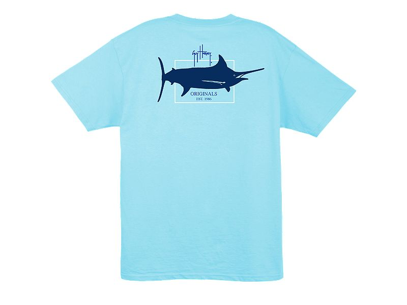 Guy Harvey GH Logo T-Shirt