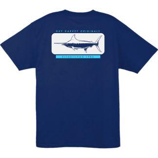 Guy Harvey Woodblock T-Shirt