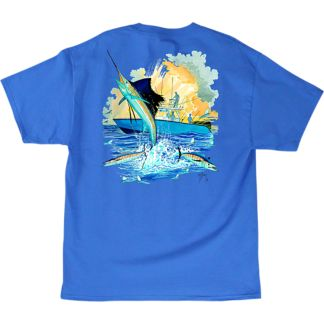 Guy Harvey A Good Find T-Shirt