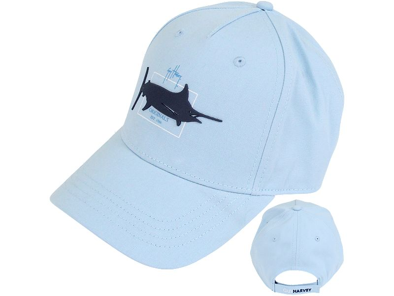 Guy Harvey Castaway Hat