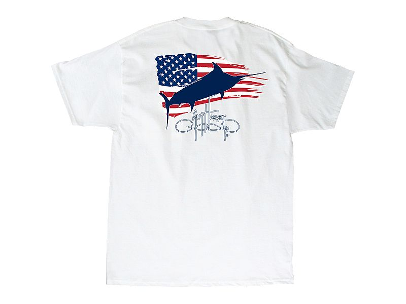 Guy Harvey Patriot T-Shirt
