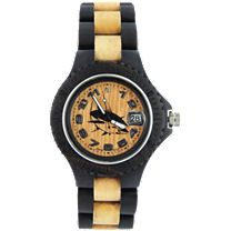 Tense Custom Tuna Slam Wood Sport Watch
