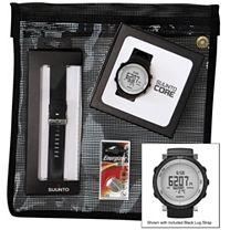 Suunto Glacier Gray Custom Kit