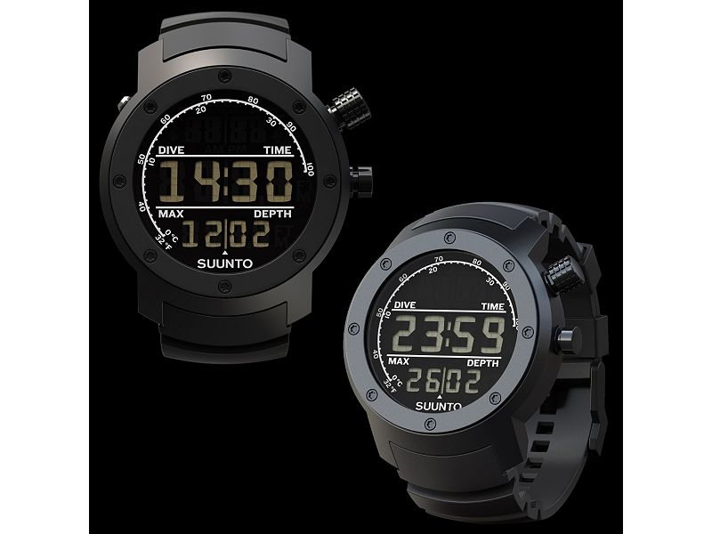 Suunto Elementum Aqua Watch