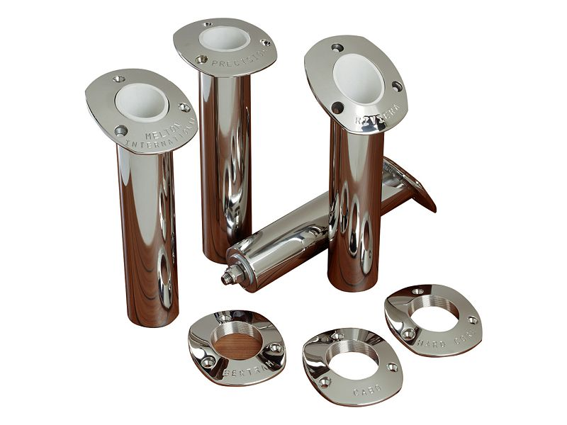 Precision Marine Flush Mount Rod Holders