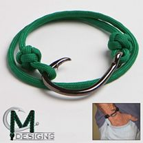 CM Designs Hooked On You Bracelet