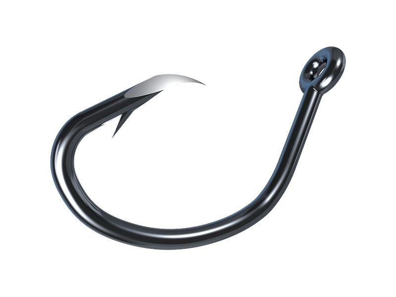 Eagle Claw TroKar TK619 Offset Circle Hooks