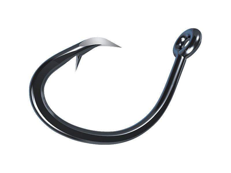 Eagle Claw TroKar 619H Magnum Circle Offset Hooks