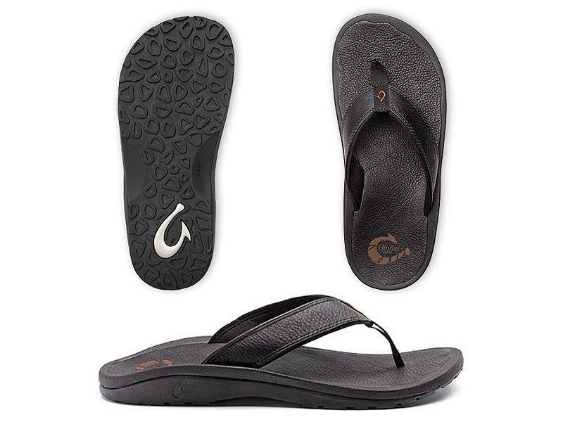 OluKai 'Ohana Leather Sandal