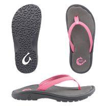 OluKai 'Ohana Girl's II Sandal