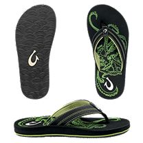 OluKai Paki Boy's Sandal