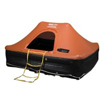 Revere Coastal Commander 6 Man Liferaft - Valise