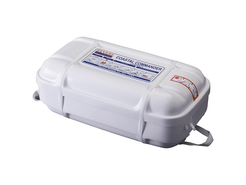 Revere Coastal Commander 6 Man Liferaft - Container