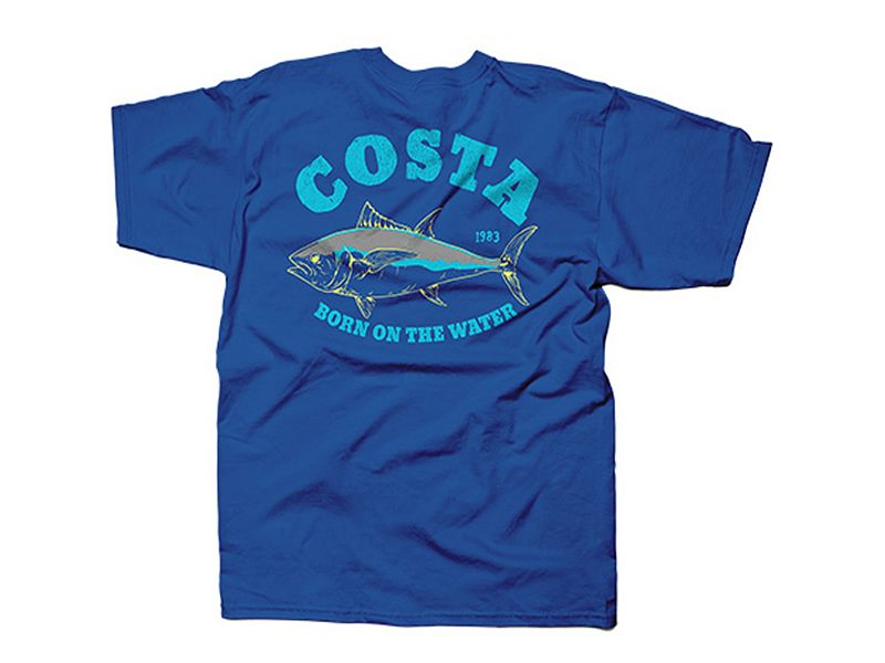 Costa Big Tuna T-Shirt