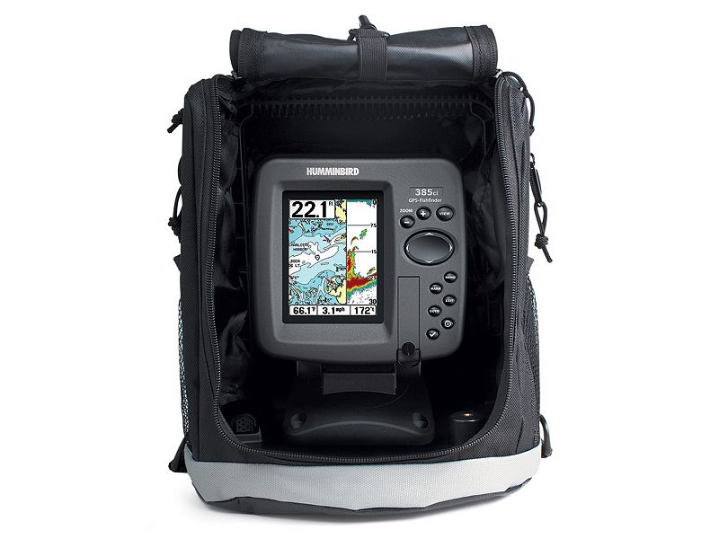 Humminbird 385ci Combo Portable
