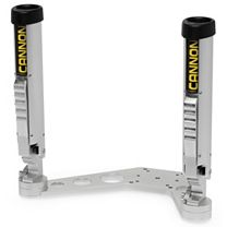 Cannon Dual Axis Adjustable Rod Holder