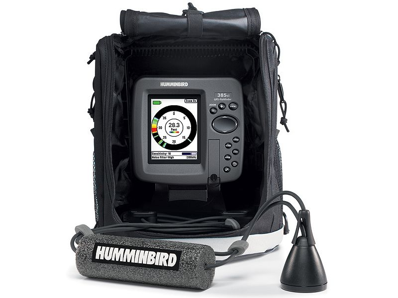 Humminbird ICE 385ci Combo
