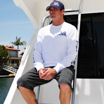 Keep'n It Reel Full Boat Long Sleeve Shirt