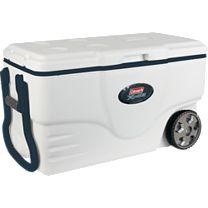 Coleman Marine Grade 50 Quart Wheeled Cooler
