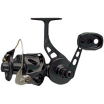 Van Staal VSB100 Bailed Spinning Reel - Black