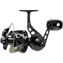 Van Staal VSB150 Bailed Spinning Reel - Black