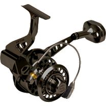Van Staal VSB200 Bailed Spinning Reel - Black