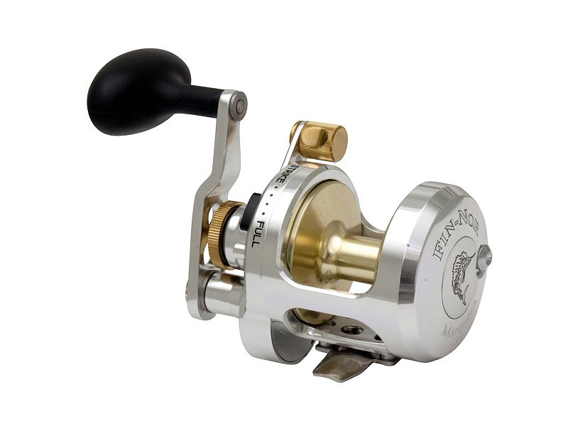 Fin-Nor Topless Marquesa Lever Drag MA16 Reel