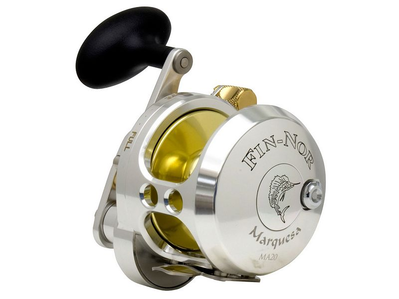 Fin-Nor Topless Marquesa Lever Drag MA20 Reel