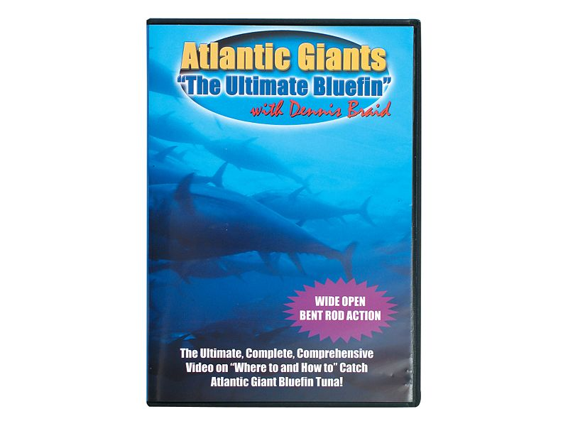 Dennis Braid Big Game DVDs