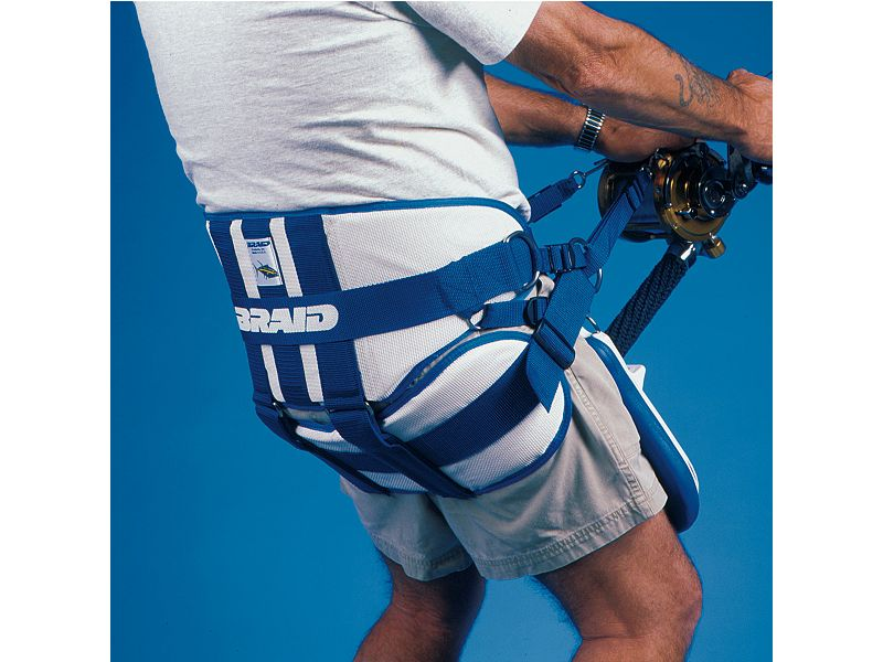 Braid Power Play Stand-Up Harness