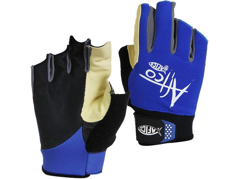 AFTCO Short Pump Long Range Fishing Gloves