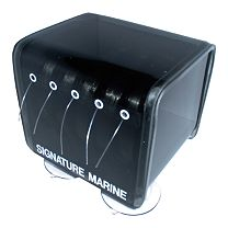 Signature Marine Fluorocarbon Spool Holder/Dispenser