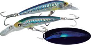 Yo-Zuri Sashimi 3D Magnum Sinking - Chameleon Sardine