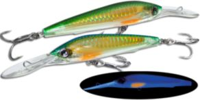 Yo-Zuri Sashimi 3D Magnum Deep Diver - Chameleon Green Mackerel