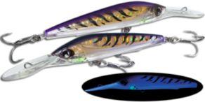 Yo-Zuri Sashimi 3D Magnum Deep Diver - Chameleon Purple Mackerel